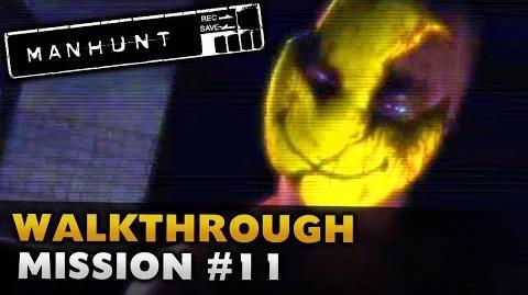 Manhunt - Gameplay Walkthrough - Scene 11 Mouth of Madness