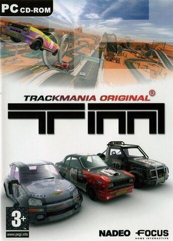 File:TrackManiaOriginalBoxArt.jpeg