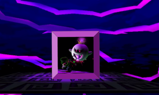 King Boo's Illusion