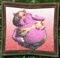 Miss Petunia Bronze
