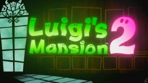 Luigi's Mansion 2 Trailer (E3 2011)