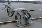 Oerlikon 20mm 85 KAA gun