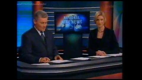 National Nine News Brisbane September 11 Bulletin - Story 1 (2001)