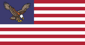 Flag of the American Union State