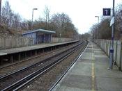 Snowdown Station Kent 4 UK