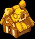 LifeR Sturdy Straw House