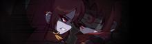 Demon convincing Damien to return
