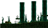 Map Stage 6 Deep Inside the Mossy Tree Forest