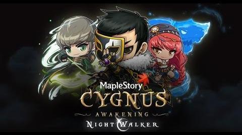 MapleStory - Cygnus Awakening Night Walker Update Spotlight