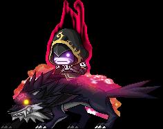 Mob Dark Demon Wolfmaster
