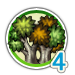 Mid forest 4 icon