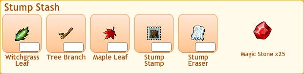 Stump Collection