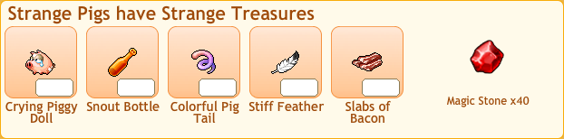 Blue Ribbon Pig Collection