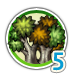 Mid forest 5 icon