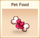 Pet Food recipe