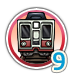 Subway 9 icon