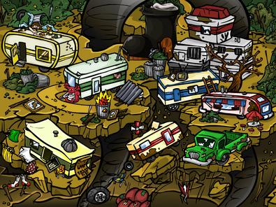 Vortex map3