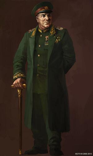 MarchOfWar MarshallZhukov