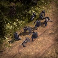 ALI Grenadiers 3DPortrait French