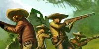 Mexican Infantry