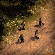 REP Medic 3DPortrait ArmyGreen