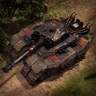 ALI SiegeTank 3DPortrait Cossack