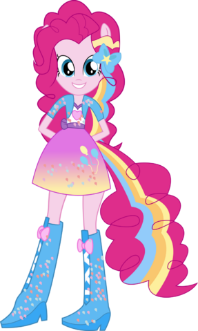 File:Rainbowfied pinkie pie by lpsfreak-d7zx9ut.png