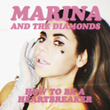 How To Be A Heartbreaker single artwork