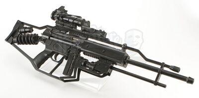Oblivion SCAV MP5