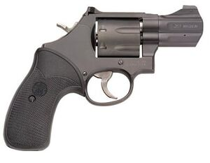 Smith & Wesson Model 386