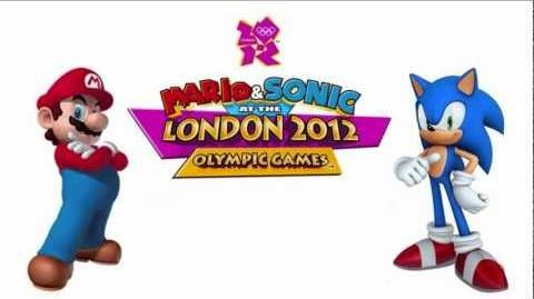 Sonic Adventure 2 Crazy Gadget (music) - Mario & Sonic at the London 2012 Olympic Games