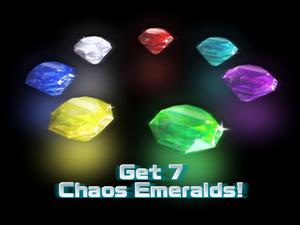Choas emeralds