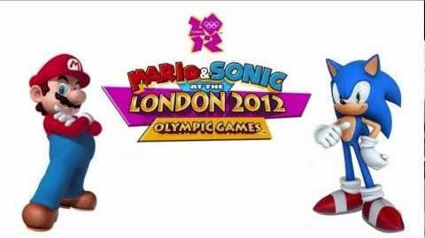 Sonic Heroes Bingo Highway (music) - Mario & Sonic at the London 2012 Olympic Games