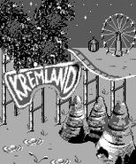 Krazy Kremland Overworld (Donkey Kong Land 2)