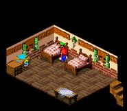 Link's Cameo - Super Mario RPG