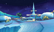 Rosalina Ice world