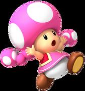 Toadette, Mario Party 8