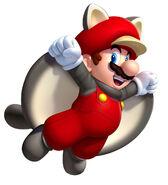 UFlying Mario