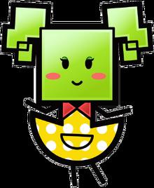 Mimi Art (Super Paper Mario)