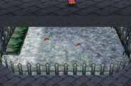 Stairs Emerging From Water (Paper Mario)