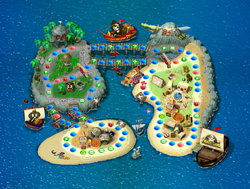 MP2 - Board 1 - Pirate Land