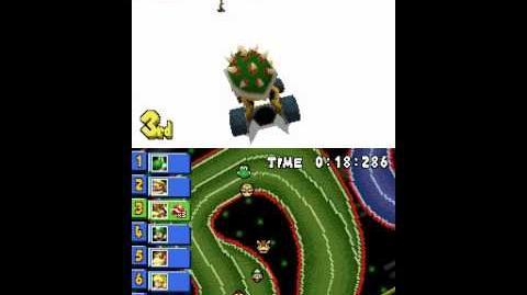 Mario Kart DS - Mario Circuit