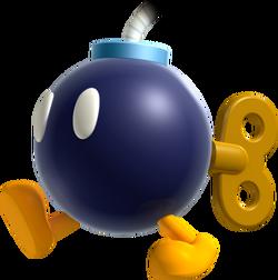 Bob-omb, New Super Mario Bros. U