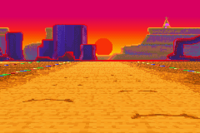 MKSC Sunset Wilds