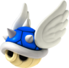 MKWii Blue Shell