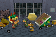 Koopa Bros. In The Cell