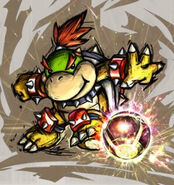 Bowser Jr. Strikers