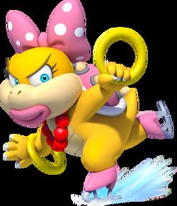 Wendy O. Koopa, New Super Mario Bros. U