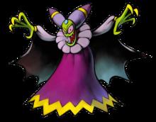 Cackletta Artwork - Mario & Luigi Superstar Saga