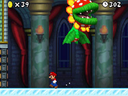 Petey Piranha - Flying - New Super Mario Bros